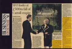 Balfour Beatty Plc Construction Fraud Corruption & Conspiracy Carroll Trust Scandal