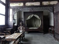 Chinese Bedroom In Tianjin This Is AMAZING Design Lin 39 S Old Bedroom