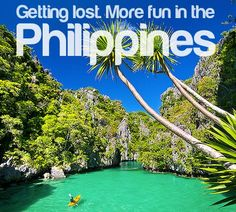 Palawan Philippines, the last frontier and the best island in the world, home to underground river in Sabang. We are your one stop partner for your Puerto Princesa, El Nido and Coron tours and activities. Coron Palawan Philippines, Palawan Island, El Nido Palawan, Voyage Philippines, Les Philippines, Philippines Travel, Beautiful Islands, Beautiful Places, National Parks