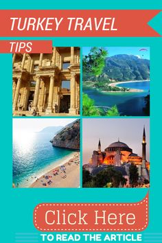 Turkey is a hot destination nowadays for a number of reasons. Here you'll find some useful tips to help plan your trip to this beautiful country. #travel #turkey