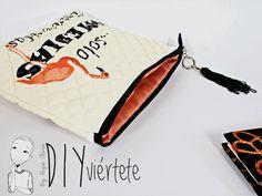 DIY-costura-clutch-cartera-neceser-bolsito-monedero-letras-fangoria-dramas y comedias-frases- (1)