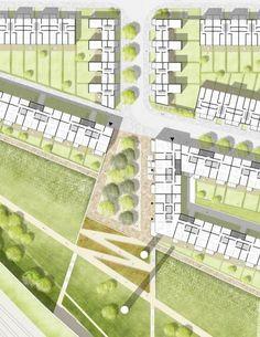 Octagon Architekturkollektiv / Entwürfe / VGW #LandscapeMasterplan