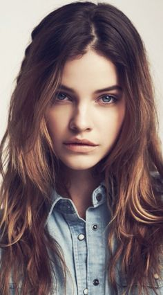 Barbara Palvin: I used to like her but I don't like her now cause she had some…