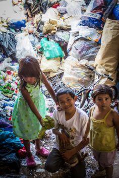 Children at the #Guatemala City dump   Flickr - Photo Sharing!