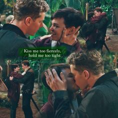 Once upon a time. snow and charming, most in love couple of all time. truest of the true loves.