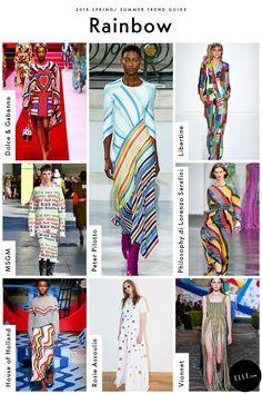 Rainbow Today's Fashion Trends, Fashion 2018, Womens Fashion, Fashion Design, Fashion Brands, Fashion Stores, 50 Fashion, Cheap Fashion, Fall Fashion