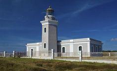 Faro de los Morrillos, #PuertoRico #Faros #Imanara Fuente imagen www.upsocl.com #Ingeniería