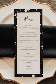 How To Choose A Tasty Wedding Menu – Wedding Candles Ideas Wedding Menu, Wedding Blog, Our Wedding, Wedding Invitations, Wedding Foods, Wedding Ideas, Wedding Crafts, Wedding Catering, Wedding Stationary