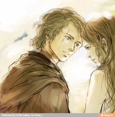 When I look at you - Anakin Skywalker & Padmè Amidala
