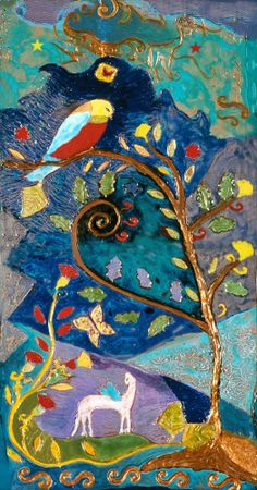 Ceramic artist Cathy Kiffney creates clay art-ceramic birds, painted and carved art pottery plates, ceramic wall works,garden tile and clay sculpture. Pottery Plates, Pottery Art, Anti Depressants, Garden Tiles, Ceramic Birds, Ceramic Artists, Gourds, Clay Art, Owl