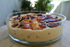Zελέ λεμόνι γάλα με μπισκότα - Sweetly Sweets Recipes, Desserts, Greek Recipes, Pudding, Food, Tailgate Desserts, Deserts, Puddings, Meals