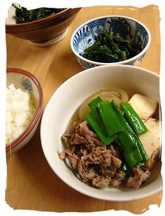 肉豆腐 by かのんママ('-'*) [クックパッド] 簡単おいしいみんなのレシピが223万品