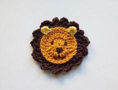 Lion Applique | Craftsy