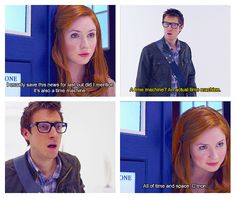 Doctor Amy and Rory as the companion.  I'd be in.