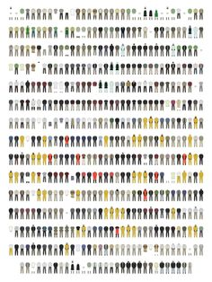Every outfit that Walter White has every worn #breakingbad