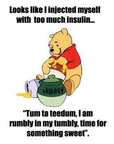 Diabetes I want this on a T shirt!