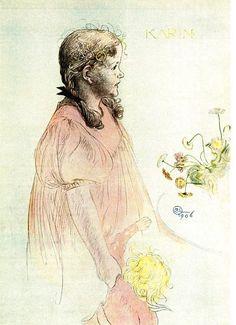 1906Carl Larsson (Swedish, 1853-1919)