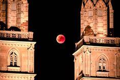 Blood Moon - Longest Lunar Eclipse of Century Moon Photos, Lunar Eclipse, Blood Moon, 21st Century, Explore, Zurich, Places, Amazing, Lunar Eclipse Live Stream