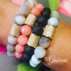 #Gabisas  #stack #gabisasfan #gabisasfashion #gabisasgiftcertificatesavailable #gabisasjewerly #gabisasboutique #gabisashandmade #instafashion #instabracelets #instapics #gabisasbracelets #bracelets #beads #bestbraceletsever #gabisasworld #braceletaddict #stackoftheday #gems #pave #armswag #armcandy #armparty #instapics #instabracelets #fashion #jewerly #jewerlydesignbygabisas. contact me 786-334-7535. Or email me for an invoice lisvet@Gabisas.com. We ship .