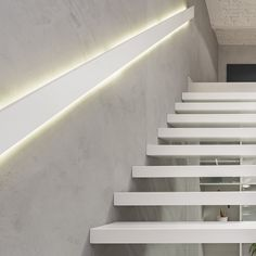 LIMENTE LED-RIBBON CCT led-valonauha värilämpötilan säädöllä - LIMENTE LED-RIBBON CCT is a led-stripe with color temperature switch Led, Stairs, Lights, Furniture, Home Decor, Stairway, Decoration Home, Staircases, Room Decor