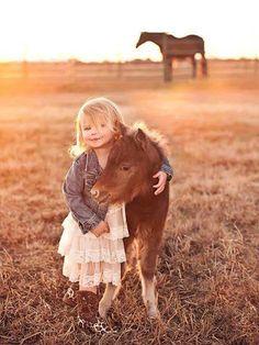raising kids on the farm
