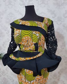 African Fashion Ankara, Latest African Fashion Dresses, African Dresses For Women, African Wear, African Women, Unique Ankara Styles, Ankara Styles For Women, Latest Aso Ebi Styles, Nigerian Wedding Dresses Traditional