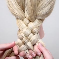 Hairdo For Long Hair, Easy Hairstyles For Long Hair, Up Hairstyles, Protective Hairstyles, School Hairstyles, Step Hairstyle, Female Hairstyles, Halloween Hairstyles, Hairstyle Short