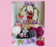 ☆★☆ ITS A FAIRY TEA PARTY ☆★☆ by Zoe Rawcliffe on Etsy