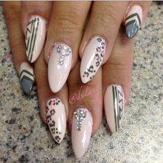 Lois' Nails this week.   #NailsByAnn