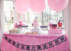 Pajamas & Pancakes Birthday Party