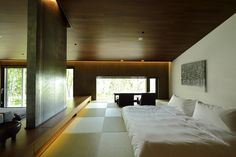 Home and Life Design inspired by Japan : Home Design, Decorating and Remodeling Ideas and Inspiration, Kitchen and Bathroom Design Washitsu, Interior Styling, Interior Design, Japanese Architecture, Room Planning, Minimalist Bedroom, Guest Room, Master Bedroom, House Design