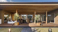 造作家具にこだわったお店のような平屋のお家 I様邸 | 【公式】チェックハウス Gifu, Japanese House, House 2, Terrace, Pergola, Deck, Outdoor Structures, House Design, Patio