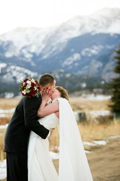 Winter Wedding Estes Park Colorado Get Estes Park winter wedding deals here: http://www.estesparkcvb.com/estesparkcvb/pdf/textboxes/2012_Winter_Wedding-Packages.pdf