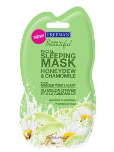Honeydew & Chamomile Sleeping Mask