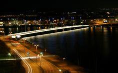 Aura Thermo Long Life fazem a Munksjö Bridge impressionante « Aura Light Portugal