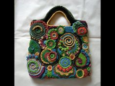 free form crochet -- awesome. Is this cool or what?