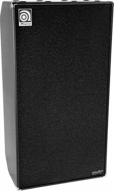 If I were a rich man: AmpegHeritage Series SVT-810E 2011 8x10 Bass Speaker Cabinet 800W