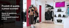 Hai mai fatto shopping online su chiarad.it! Se decidi di acquistare per oltre 100 euro di importo sul nostro store digitale, la spedizione te la paga Chiara D.! Approfitta subito di questa promozione: http://www.chiarad.it/