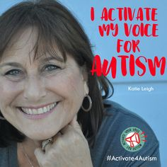 """""""I am activating my voice for autism. I just want to say that I love the world that I live in, a lot of cartoons. I know that the work that we do has touched so many people in the autism community…and they are my friends. I hope that they'll be your friends too. I just want to encourage everybody to not view other people as strangers but as future friends. I'm activating my voice for autism…Talk to you later!""""…"""