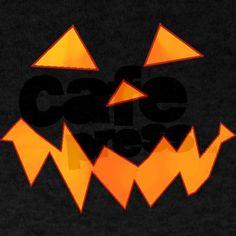 Jacko Black T-Shirt on CafePress.com! :) Great for Halloween! http://www.cafepress.com/mf/14997331/jack-o-laugh_tshirt