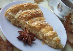 Пирог улитка с трем начинками