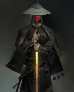 "6,433 Me gusta, 6 comentarios - EMPIRE_OF_SAMURAI (@empire_of_samurai) en Instagram: ""By Zhihui Su . . #samurai #asia #japan #katana #japanesetattoo #ronin #ninja #america #sword #usa…"""