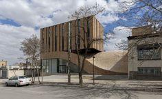 Galería de Edificio Comercial de Oficinas Termeh / Farshad Mehdizadeh Architects + Ahmad Bathaei - 6