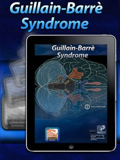 Yep, there is even an app for that........Guillain-Barre' Syndrome app.....got mine on iTunes, it really is very good.....great explanations of the nervous system etc. not just GBS.