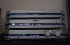 Sony USSA HiFi System...