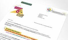 Graphiste freelance Nantes-LSZ Communication-Groupama Banque - Communication 10 ans - Lettre