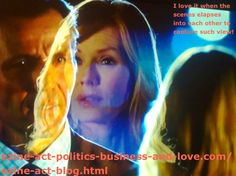 Mary Marg Helgenberger as Catherine Willows in CSI Vegas.