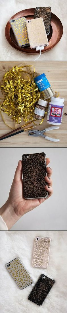 Easy DIY Crafts: DIY For iPhones