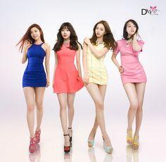 Pretty asian girls.