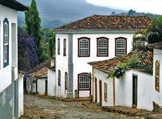 minas gerais, Brésil. Du temps des colonisateurs portugais...